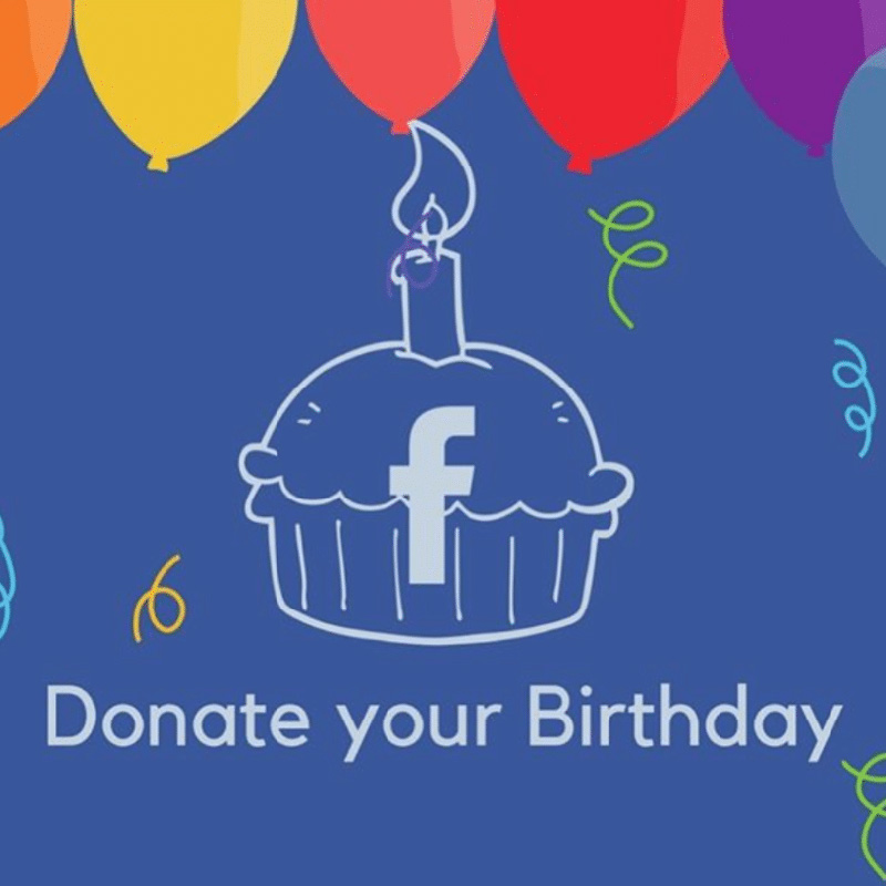Facebook birthday fundraiser for HUMANE ACTION Pittsburgh
