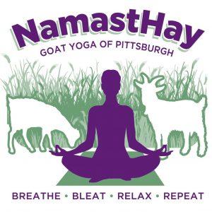Goat Yoga Fundraiser